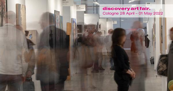 Discovery Art Fair Cologne 2022