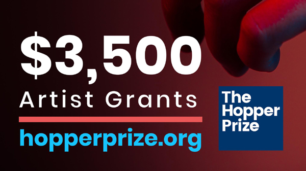 $3,500 Grants - All Media Eligible