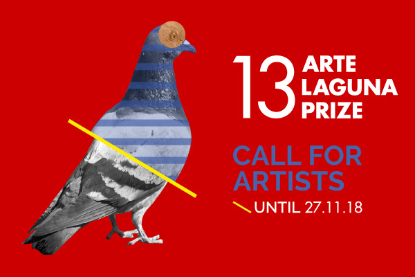 13th ARTE LAGUNA PRIZE CALL FOR ARTISTS