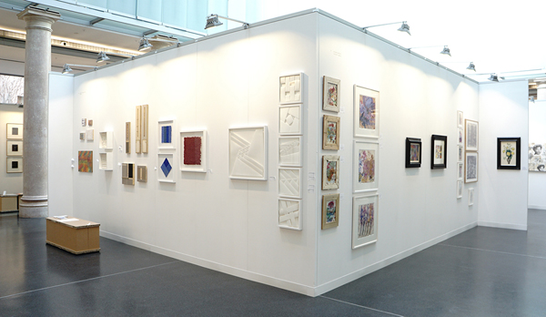 paper positions munich 2017 © Art Fairs Service