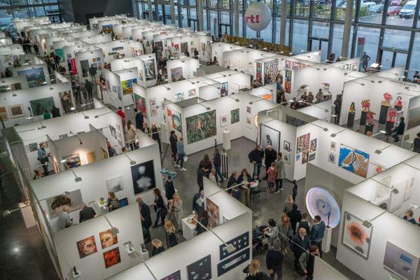 discovery art fair Frankfurt 01-03 nov 2019