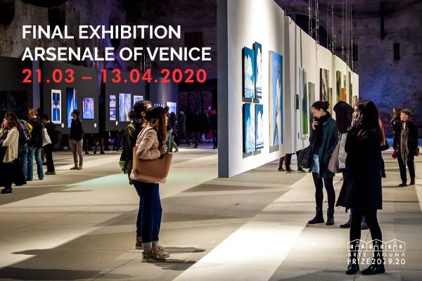 FINAL EXHIBITION ARSENALE OF VENICE 21.03 - 13.04.2020
