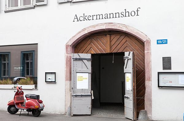 ackermannshof basel