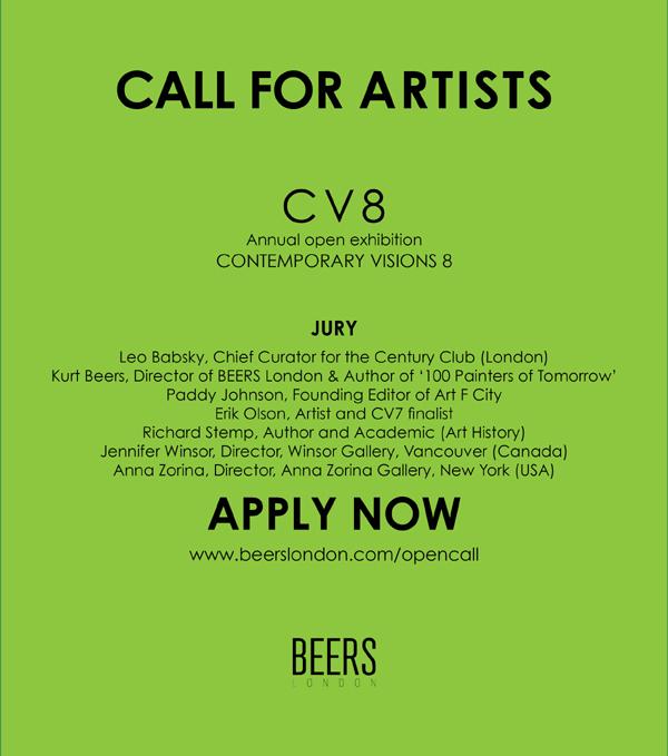 CV8 CALL FOR ARTISTS